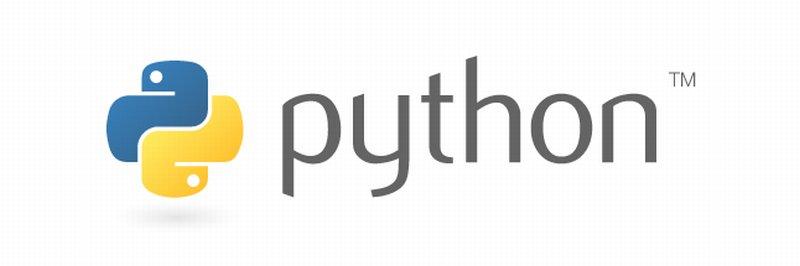 Logo oficial de Python