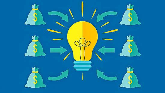 financiar tus ideas en la web